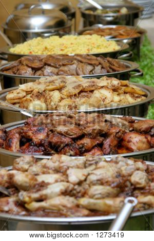 Chicken Feast