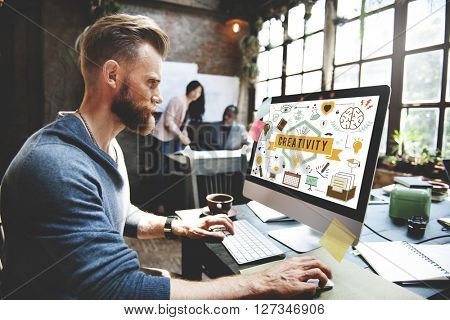 Creativity Ability Aspirations Create Development Concept