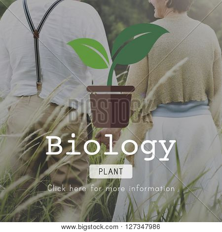 Biology Science Environmental Conservation Nature Concept