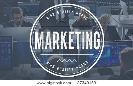 Marketing Business Advertising Corporate Concept