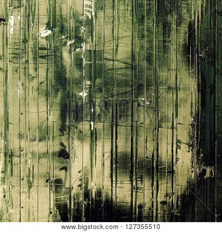 Abstract colorful background or backdrop with grunge texture and different color patterns: yellow (beige); brown; green; gray; black