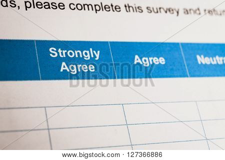 Customer Satisfaction Survey Checkbox With Rating, Can Use Any Business Concept