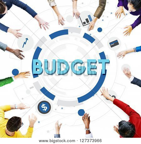 Budget Finance Money Currency Investment Economy Concept