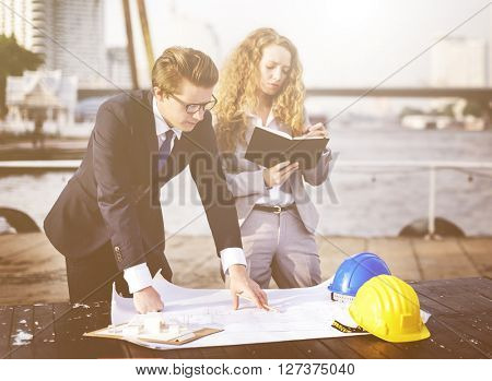 Developer Survey Planning Structure Construction Concept