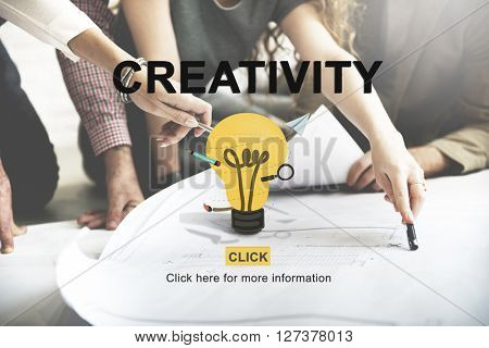 Creativity Ideas Inspire Innovation Concept