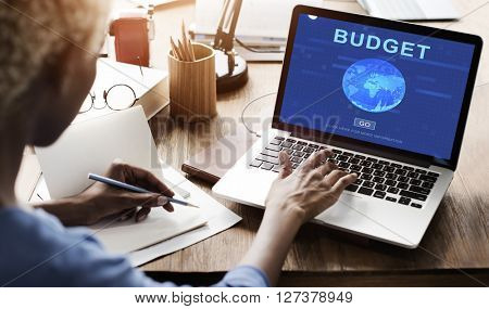 Budget Money Accounting Financial Concept