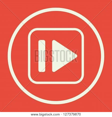 Music Forward Icon In Vector Format. Premium Quality Music Forward. Web Graphic Music Forward Sign O