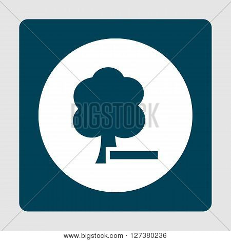 Ecology Tree Icon In Vector Format. Premium Quality Ecology Tree. Web Graphic Ecology Tree Sign On B