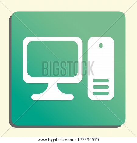 Settings Icon In Vector Format. Premium Quality Settings Symbol. Web Graphic Settings Sign On Green