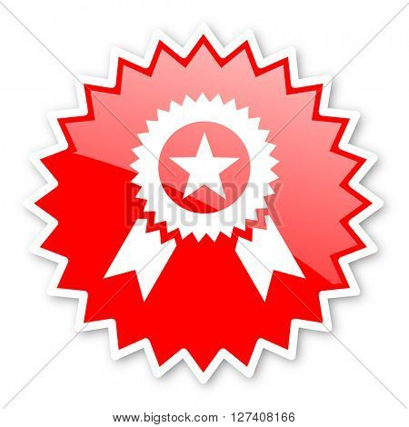 award red tag, sticker, label, star, stamp, banner, advertising, badge, emblem, web icon