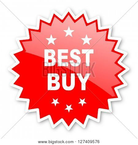 best buy red tag, sticker, label, star, stamp, banner, advertising, badge, emblem, web icon
