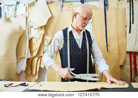 Cutting paper patterns