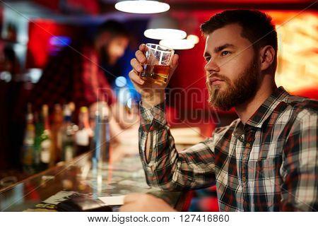 Beer refreshment