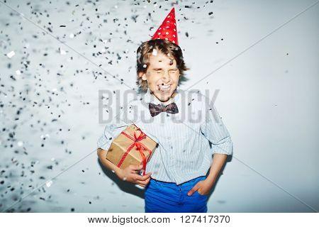 Joy of birthday