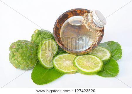 Spa and thai massage with Kaffir Lime