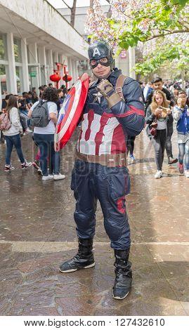 Comicon 2016 - Naples- Italy