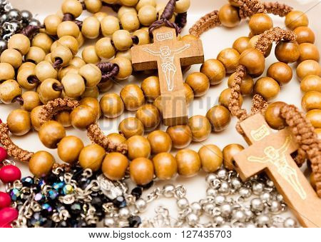 Rosary Necklace Variants