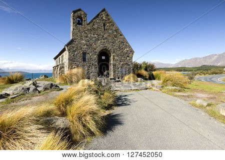 This is one of the local attraction in Tekapo