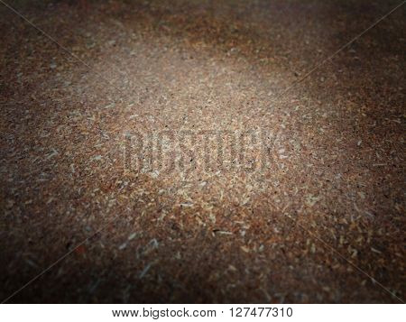 Wooden background with nobody