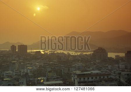Asia China Macau