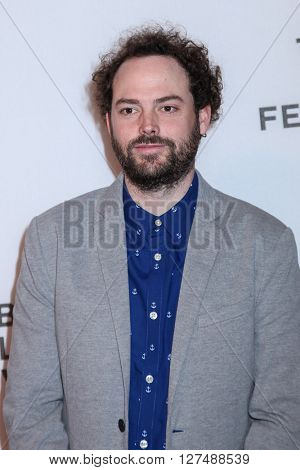 NEW YORK, NY - APRIL 18: Director Drake Doremus attends the ' Equals' premiere during the 2016 Tribeca Film Festival at John Zuccotti Theater on April 18, 2016 in New York City.