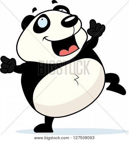 Panda Dancing