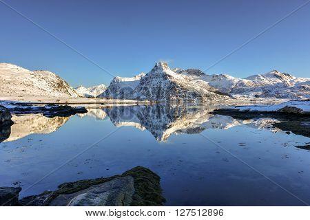 Boosen, Lofoten Islands, Norway