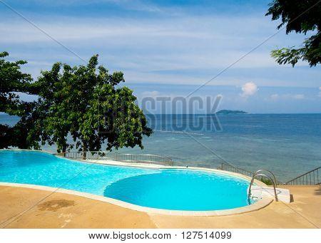 Romantic Villa Swimming Space