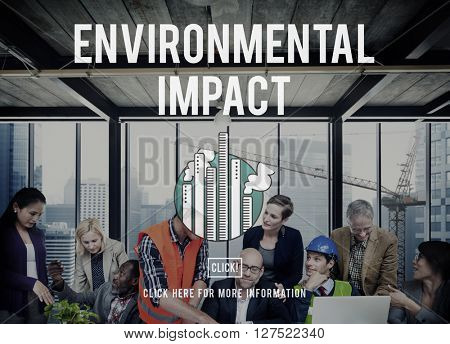 Environmental Impact Conservation Community Concept