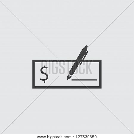 Check icon illustration isolated vector sign symbol