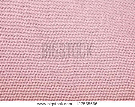 Textile Background - Pink Silk Fabric