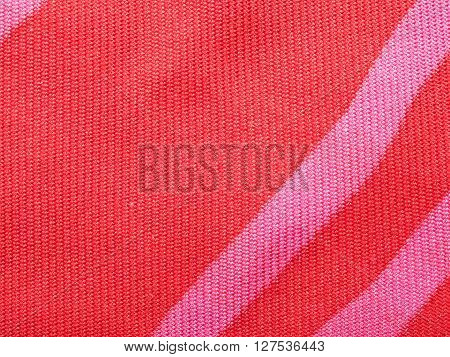 Background - Red Silk Textile
