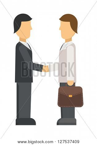 Office business job people vector