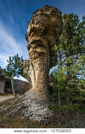 Spain, Castille La Mancha, Cuenca Province, Serrano De Cuenca, Ciudad Encantada