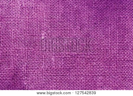 Purple Textile Sack Texture