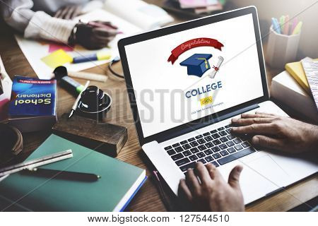 Education Achievement College Academic Concept