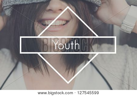 Youth Generation Lifestyle Student Young Lifestyle Concept
