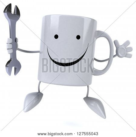 Fun mug