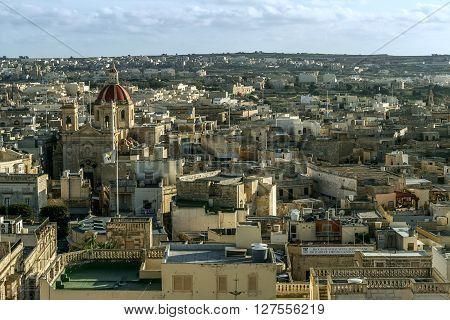 Victoria City  In Malta