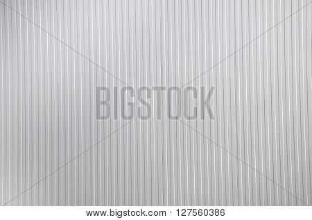 Sheet Metal, Corrugated Wall Building