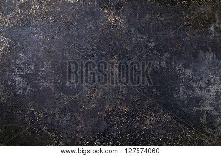 Old Sheet Metal auf Background