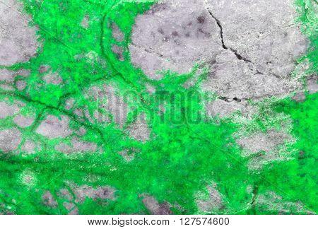 copper mineral green texture macro