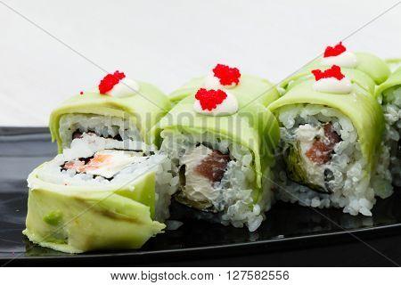 tasty sushi