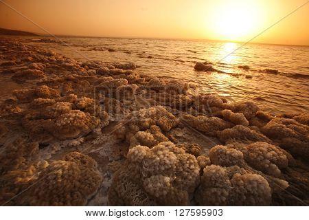 Asia Middle East Jordan Deat Sea