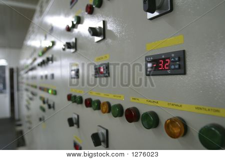 Industrial Switch Panel