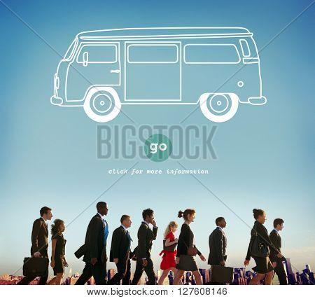 Bus Interface Transportation Vehicle Concept