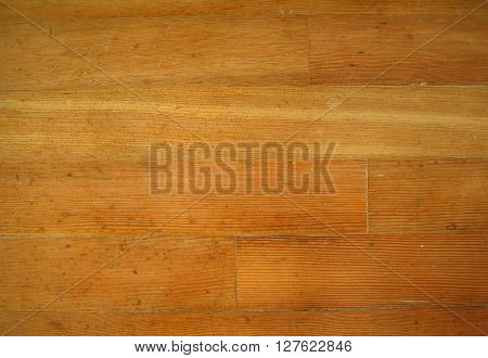 Fir  background, a refinished floor of Balsam wood.