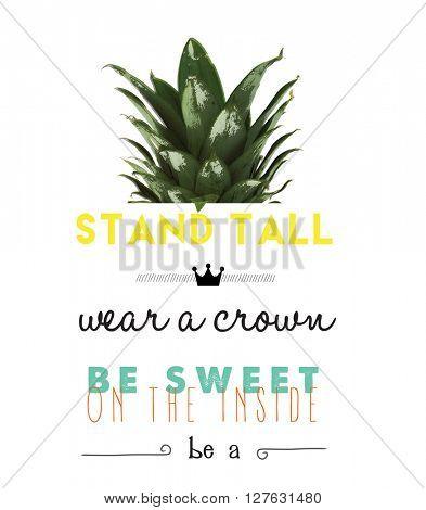 pineapple quote