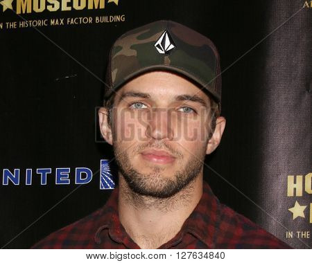 LOS ANGELES - APR 27:  Bryan Craig at the 2016 Daytime EMMY Awards Nominees Reception at the Hollywood Museum on April 27, 2016 in Los Angeles, CA