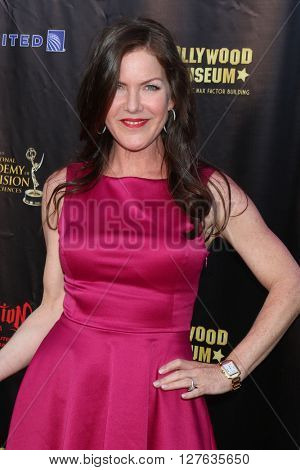 LOS ANGELES - APR 27:  Kira Reed Lorsch at the 2016 Daytime EMMY Awards Nominees Reception at the Hollywood Museum on April 27, 2016 in Los Angeles, CA